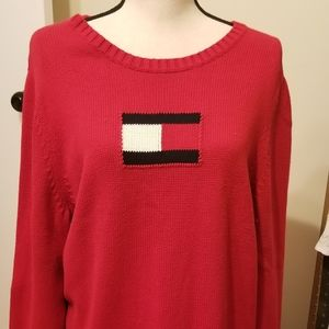 Tommy Hilfiger Womens Sweater Size XL